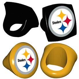 Pittsburgh Steelers Foam Fan Ring