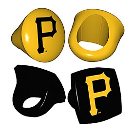 Pittsburgh Pirates Foam Fan Ring