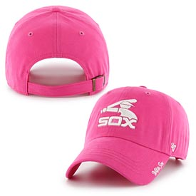Chicago White Sox Ladies Miata Cleanup Adjustable Cap