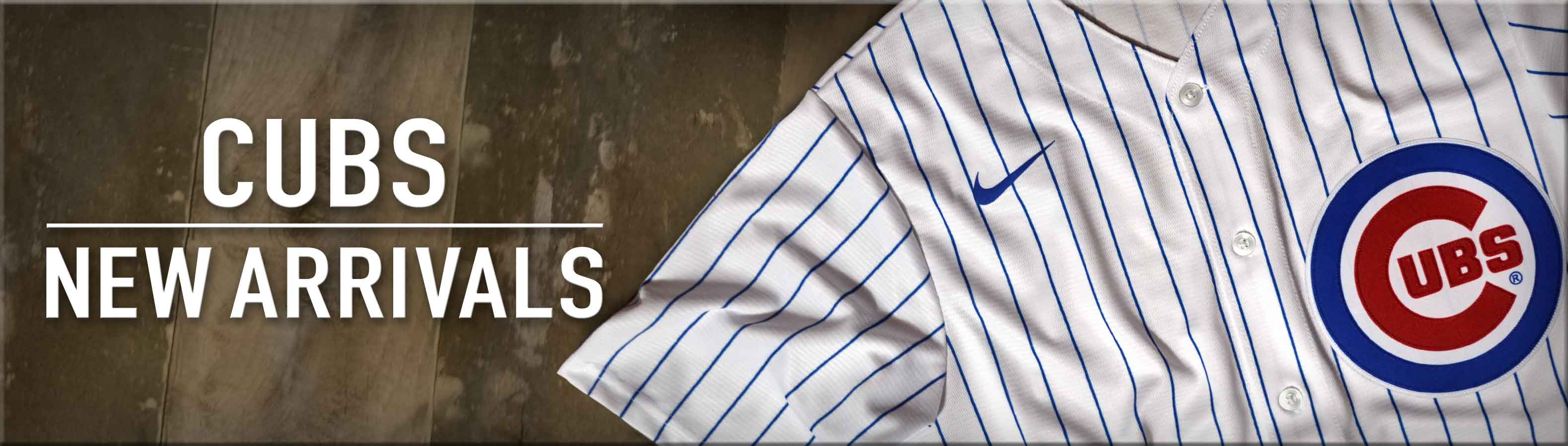 Cubs x Nike. The new Nike collection is now available!