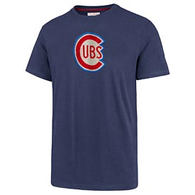 Chicago Cubs Hillwood Chain Stitched Logo T-Shirt