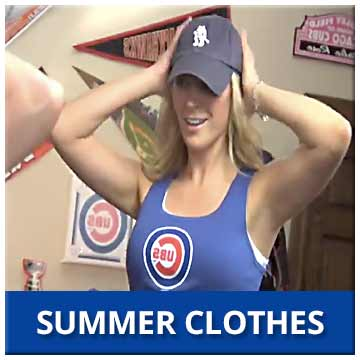 Cubs Summer Clothes