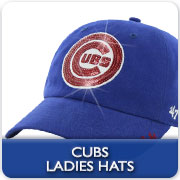 Click for Chicago Cubs Ladies Hats!