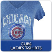 Click for Chicago Cubs Ladies T-Shirts!