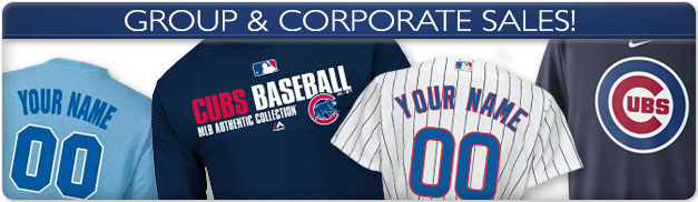 Custom Cubs Apparel from WrigleyvilleSports.com