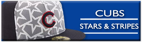 Cubs Stars and Stripes Gear!