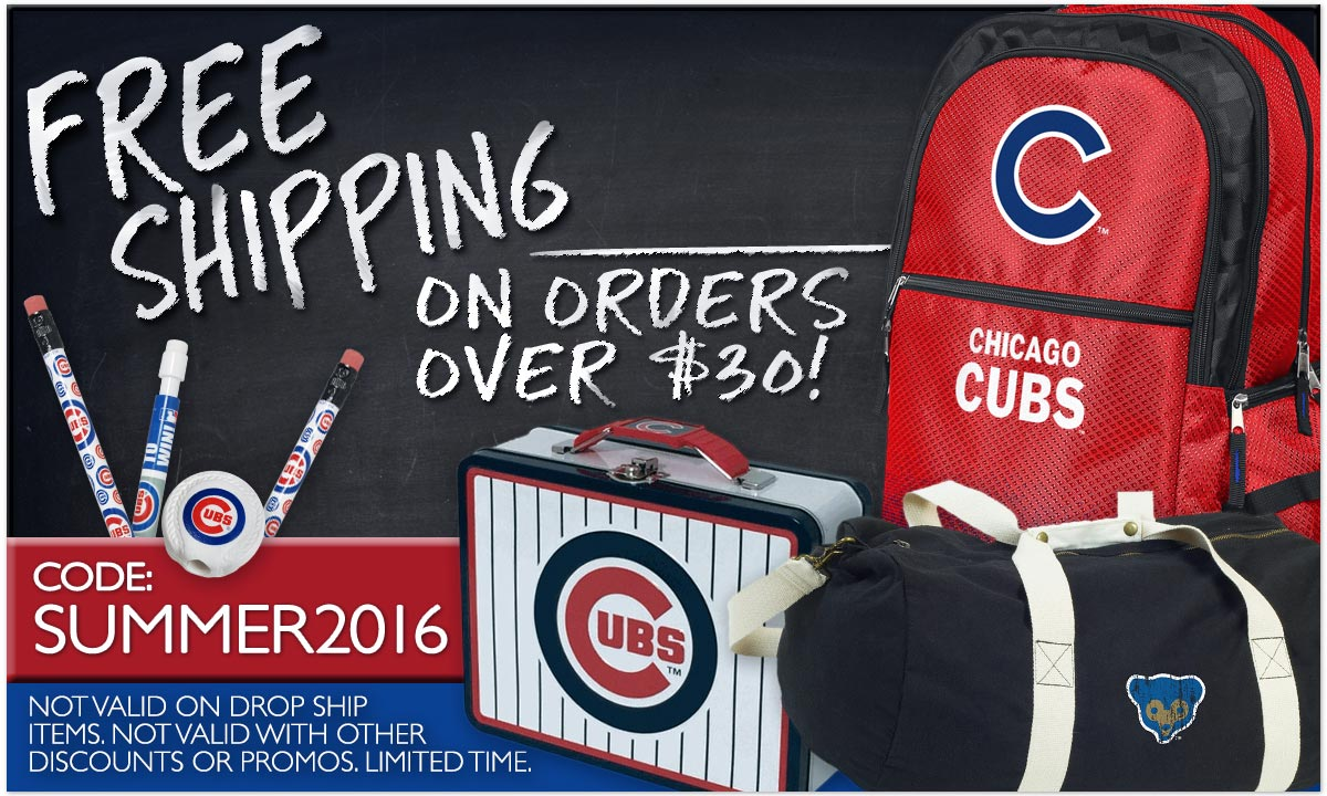 Free Shipping On Orders Over $30! Use Code: SUMMER2016 - Check out our great selection of back to school items!