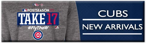 Chicago Cubs New Arrivals