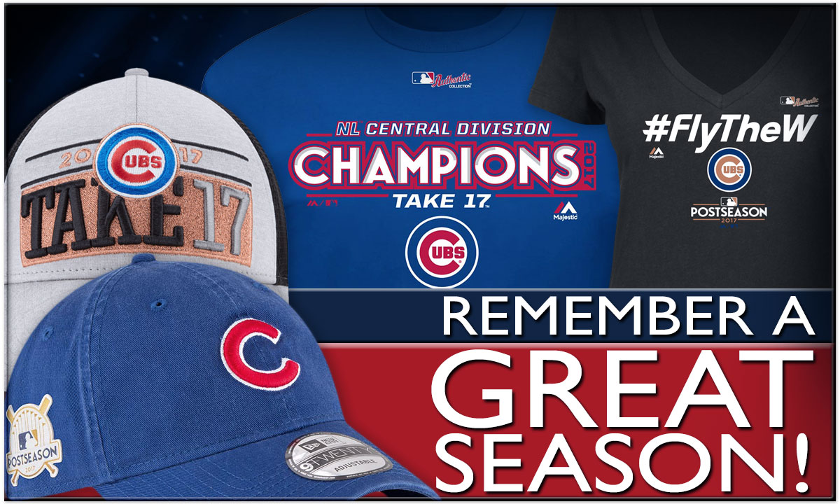 Remember A Great Season! Click for Playoff Merchandise.
