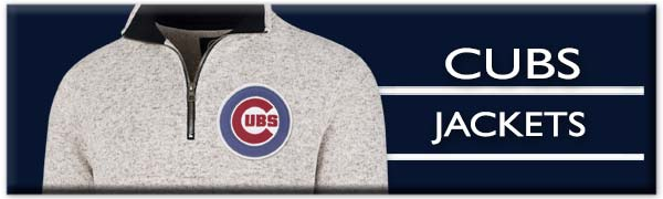 Chicago Cubs Jackets