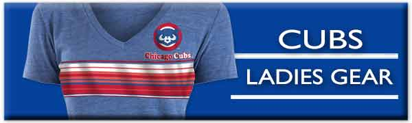 Chicago Cubs Ladies Gear