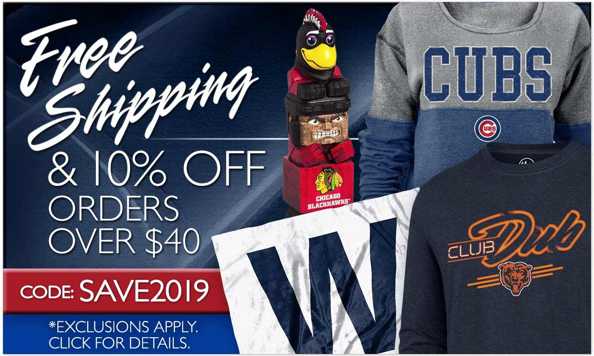 Free Shipping and 10% Off Orders Over $40. Exclusions Apply. Use Code: SAVE2019