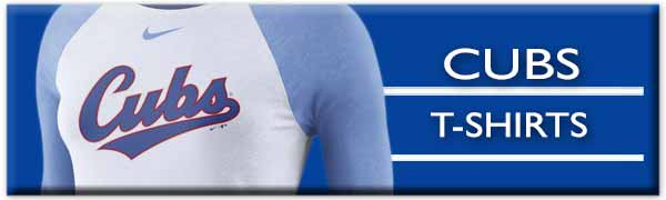 631b7893e1f Chicago Cubs T-Shirts