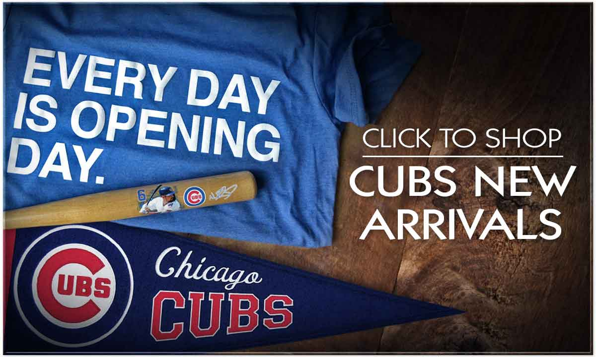 Shop Chicago Cubs New Arrivals