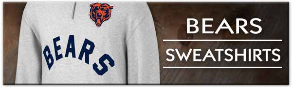 Chicago Bears Sweatshirts