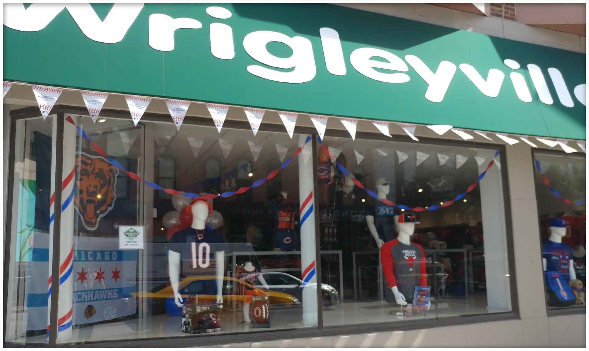 Wrigleyville Sports in River North, near the Magnificent Mile