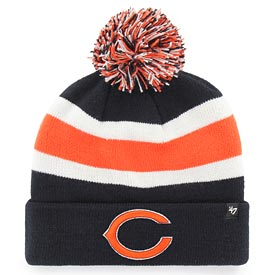 4b132fe71 Chicago Bears Knit Hat from WrigleyvilleSports.com