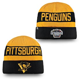 Pittsburgh Penguins Stadium Series 2019 Cuffed Knit