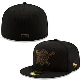 Pittsburgh Pirates 2019 Clubhouse 59FIFTY Fitted Cap