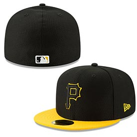 Pittsburgh Pirates 2019 Batting Practice 59FIFTY Fitted Cap