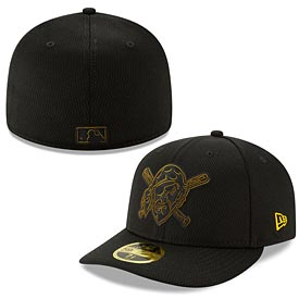 Pittsburgh Pirates 2019 Clubhouse Low Profile 59FIFTY Fitted Cap