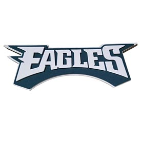 Philadelphia Eagles 3D Foam Magnet