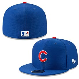 Chicago Cubs 2019 Batting Practice Alt 59FIFTY Fitted Cap