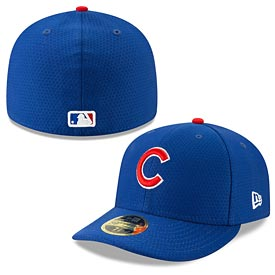 Chicago Cubs 2019 Batting Practice Alt Low Profile 59FIFTY Fitted Cap