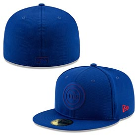 Chicago Cubs 2019 Clubhouse 59FIFTY Fitted Cap