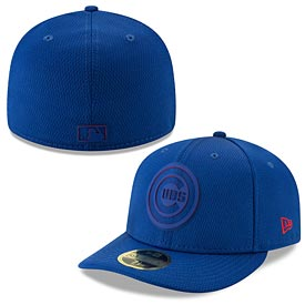 Chicago Cubs 2019 Clubhouse Low Profile 59FIFTY Fitted Cap