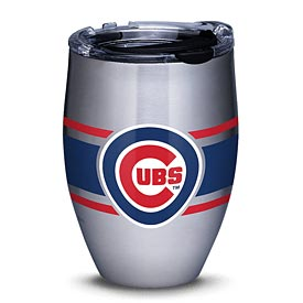 Chicago Cubs 12 oz Stainless Steel Tumbler