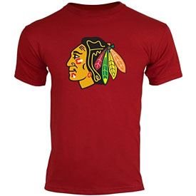 Chicago Blackhawks Youth Big Logo T-Shirt