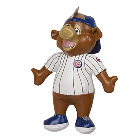 Chicago Cubs Mascot Softee