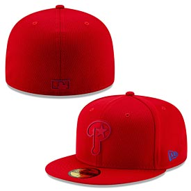 Philadelphia Phillies 2019 Clubhouse 59FIFTY Fitted Cap
