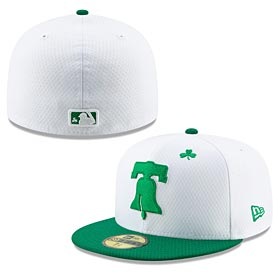 Philadelphia Phillies 2019 St Paddy's 59FIFTY Fitted Cap