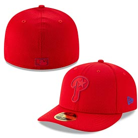 Philadelphia Phillies 2019 Low Profile Clubhouse 59FIFTY Fitted Cap