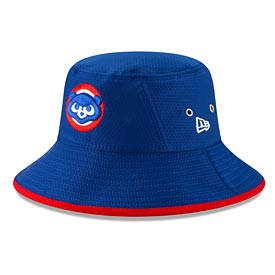 Chicago Cubs 1984 Hex Bucket Hat