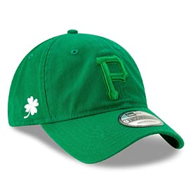 Pittsburgh Pirates St Paddy's Core Classic 920 Adjustable Cap