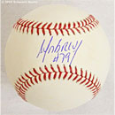 Chicago White Sox Jose Abreu Signed Official MLB Baseball