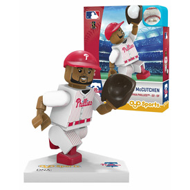 Philadelphia Phillies Andrew McCutchen OYO Generation 5 Minifigure