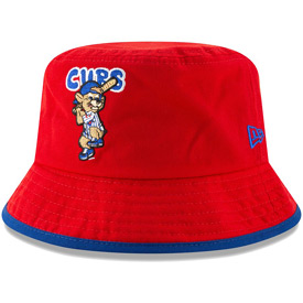 Chicago Cubs Infant Mascot Bucket Hat
