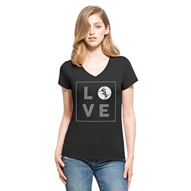 Chicago White Sox Ladies Love Club Tee