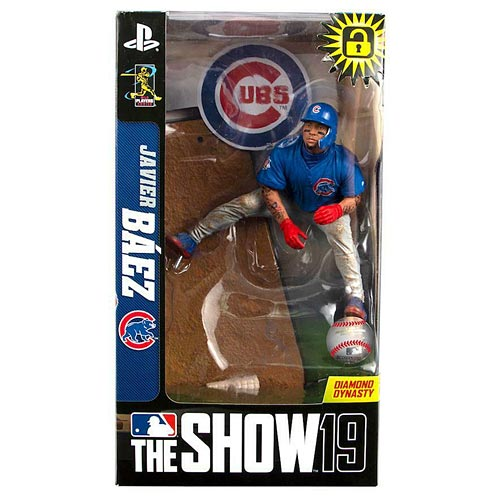 Javy Baez The Show 19 McFarlane Figure