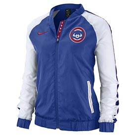 Chicago Cubs Ladies Varsity 84 Bear Jacket
