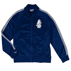 Chicago Cubs 1914 Mitchell and Ness Track Jacket