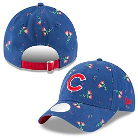 Chicago Cubs Ladies Blossom 920 Adj