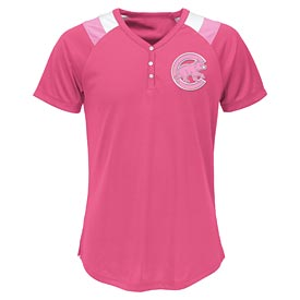 Chicago Cubs Girls Pretty Pitcher Jersey