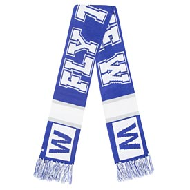 Chicago Cubs Fly The W Breakaway Scarf