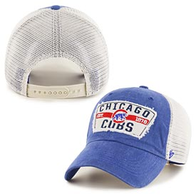 Chicago Cubs Crawford Clean Up Snap