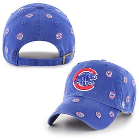Chicago Cubs Ladies Confetti Clean Up